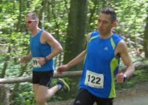 Nr 1 på hhv 10 km og ½ marathon