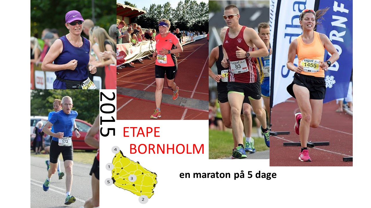 En marathon på 5 dage Etape Bornholm 2015