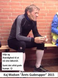 2015 Kaj Madsen Årets Guderupper