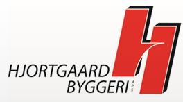 Hjortgaard Byggeri logo