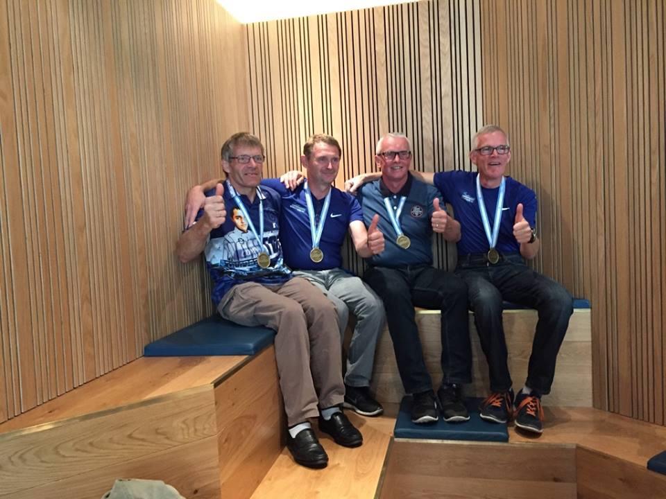 København Marathon 2016 Preben Kaj Ove Torben
