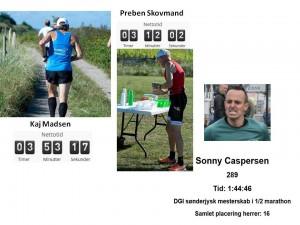 Nordborg marathon 2016